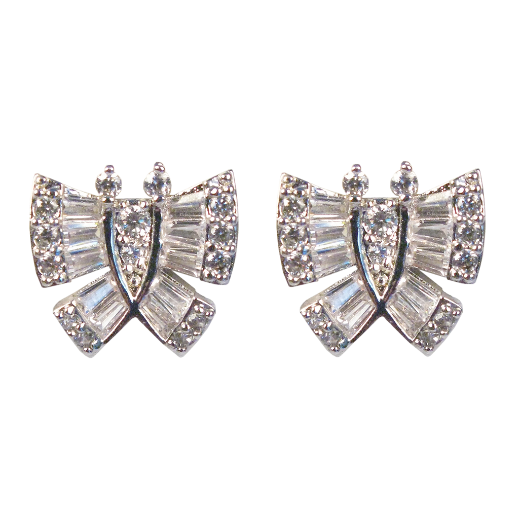 Baguette Butterfly Diamontage™ 5.8 Carat Earrings
