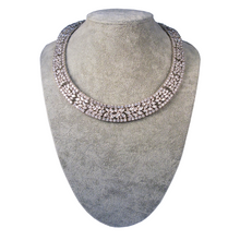 Load image into Gallery viewer, Marquise Royale Diamontage™ 24.64 Carat Collar Necklace