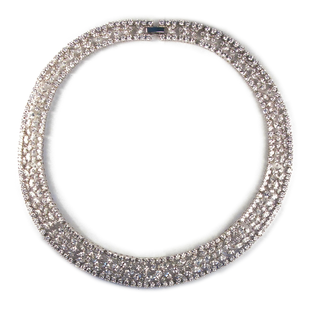 Marquise Royale Diamontage™ 24.64 Carat Collar Necklace