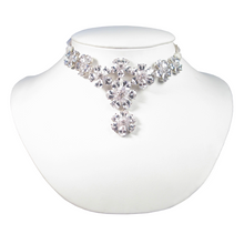 Load image into Gallery viewer, Buttercup Flower Heirloom 34.32 Carat Choker / Necklace