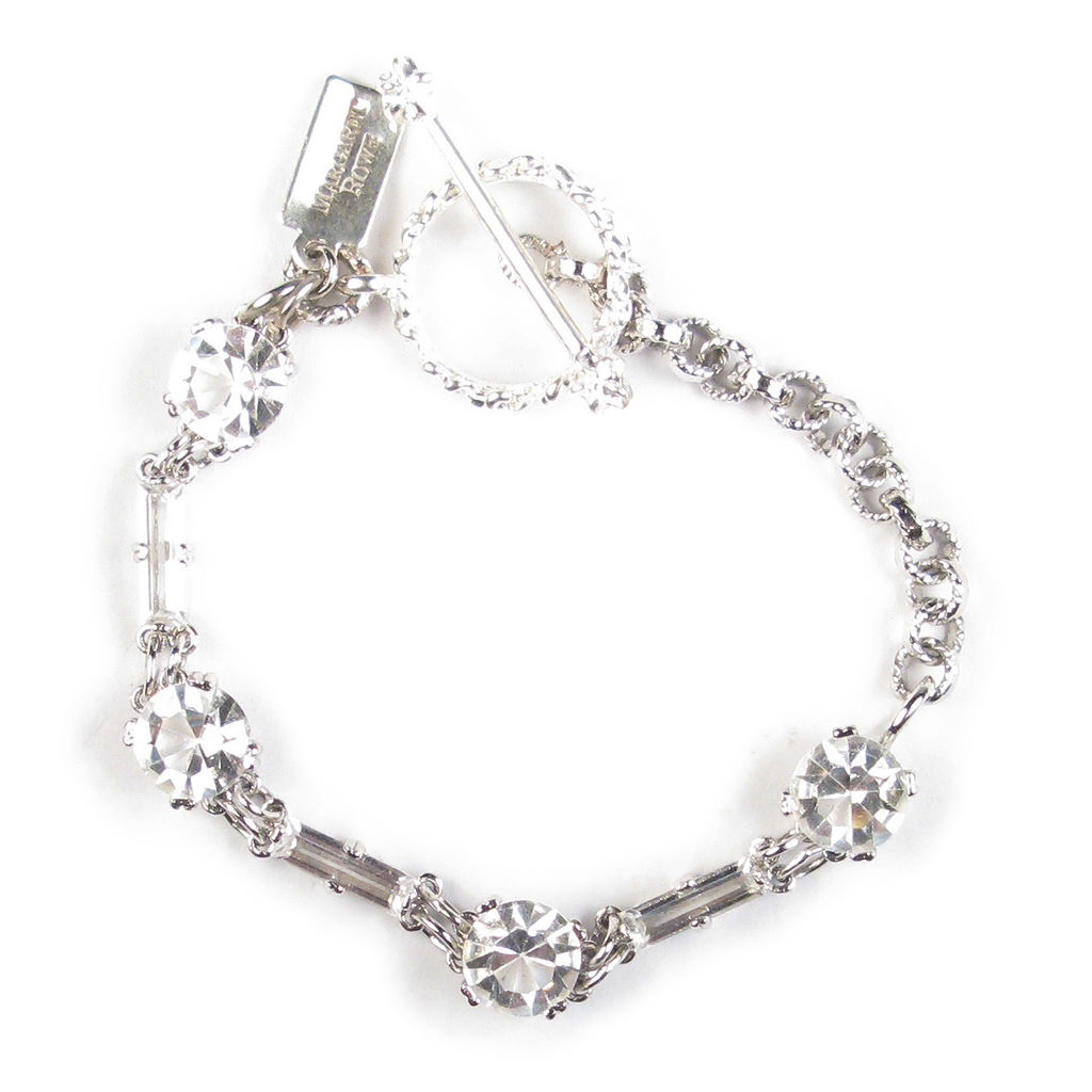 Perfection In Love Crystal Bracelet