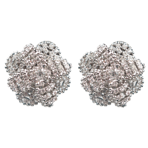 Gatsby Garden Encrusted Earrings