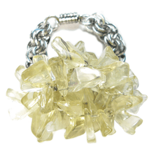 Load image into Gallery viewer, Lemon Quartz Water's Edge Bracelet