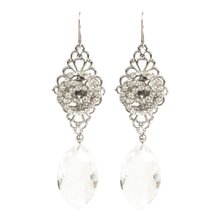 Load image into Gallery viewer, Gatsby Romantic Embrace Earrings