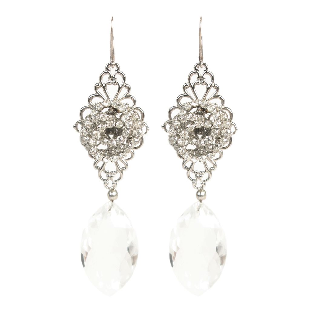 Gatsby Romantic Embrace Earrings