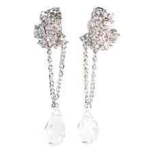 Load image into Gallery viewer, Le Jardin de Fleurs Convertible Earrings
