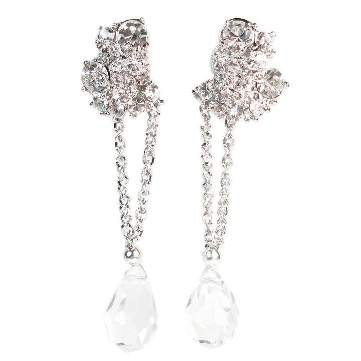 Le Jardin de Fleurs Convertible Earrings