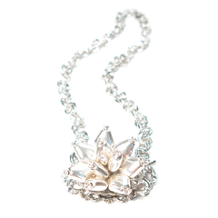 One-Of-A-Kind Petite Anemone Necklace
