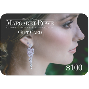 Margaret Rowe Luxury Jewelry Gift Card