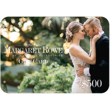 Load image into Gallery viewer, Margaret Rowe Luxury Jewelry Gift Card