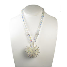 Load image into Gallery viewer, One-Of-A-Kind Crystal Anemone Heirloom Necklace
