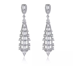 Ladder of Love Diamontage™ 3.7 Carat Earrings
