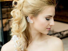 Load image into Gallery viewer, Marquise Diamontage™ 6.4 Carat Asymmetrical Ear Cuff / Earring