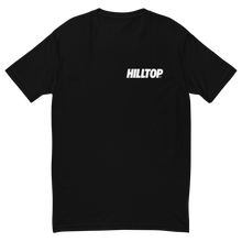 Load image into Gallery viewer, Hilltop Black Tee