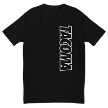 "Load image into Gallery viewer, ""Tacoma"" tee (Black)"