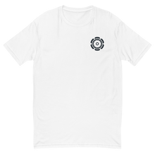 "Load image into Gallery viewer, ""Logo"" Tee (White)"