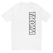 "Load image into Gallery viewer, ""Tacoma"" tee (White)"