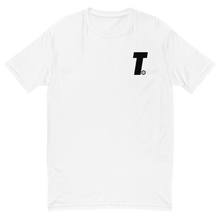 "Load image into Gallery viewer, ""T"" Tee (White)"