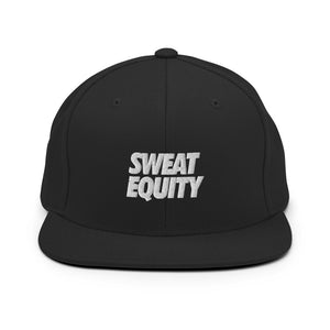 Sweat Equity Snapback