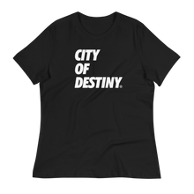 Load image into Gallery viewer, City of Destiny Tee (Black)