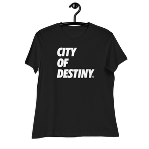 City of Destiny Tee (Black)