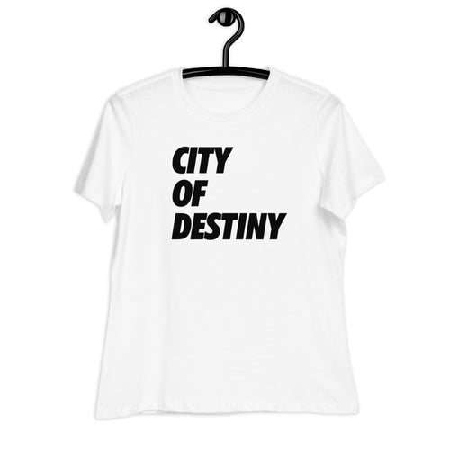City of Destiny Tee (White)