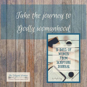 31 Days of Women from Scripture Study Journal