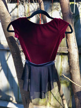 Load image into Gallery viewer, WOMENS Burgundy Velvet RUBY
