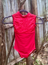 Load image into Gallery viewer, WOMENS Red Lace NERISSA