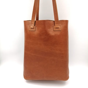 Cat's London Tote - Tan