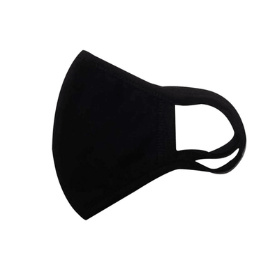 2 Ply Polyester Adjustable Mask for Adults