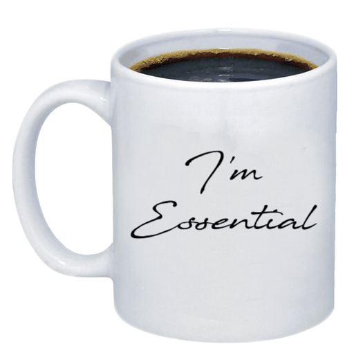 Im Essential Coffee Mug - Printwell Custom Tees