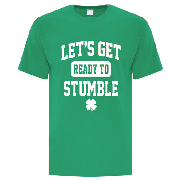 Lets Get Ready To Stumble TShirt