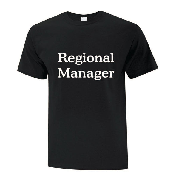 Manager Inspired Couple TShirts