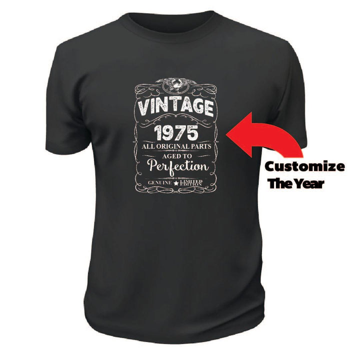 Vintage All Original Parts TShirt