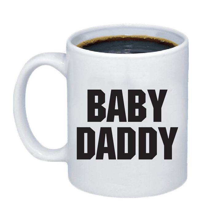 Baby Daddy Coffee Mug