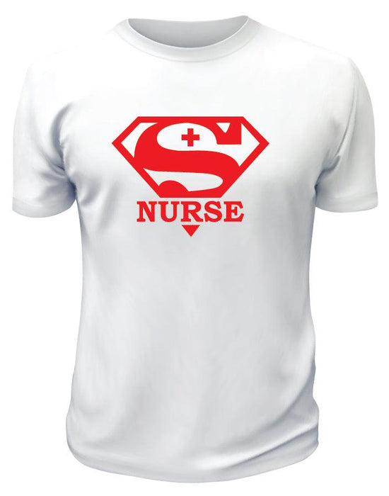 Super Nurse TShirt - Printwell Custom Tees