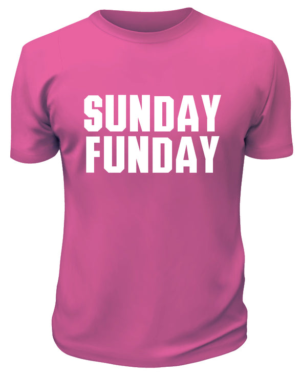 Sunday Funday TShirt