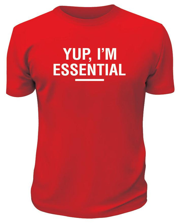 YUP Im Essential TShirt
