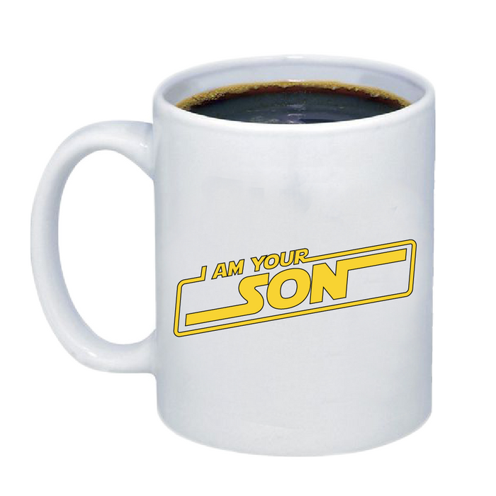 I Am Your Son Coffee Mug