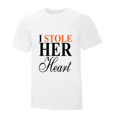 I Stole Her Heart TShirt