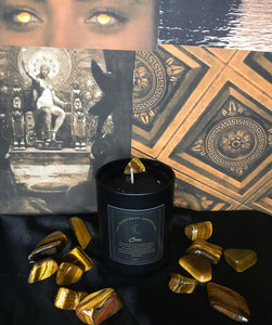 Circe Dark Goddess Candle