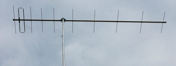LFA-440M10EL, LOOP FED YAGI, 440 MHz, 10 EL ARRAY, 5K
