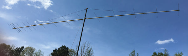LFA-2M14EL, LOOP FED YAGI, 2-METER, 14EL ARRAY, 5kW