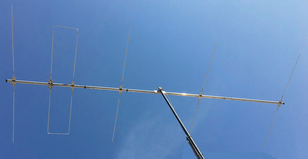 LFA-6M5EL, LOOP FED YAGI, 6-METER, 5EL ARRAY, 5kW
