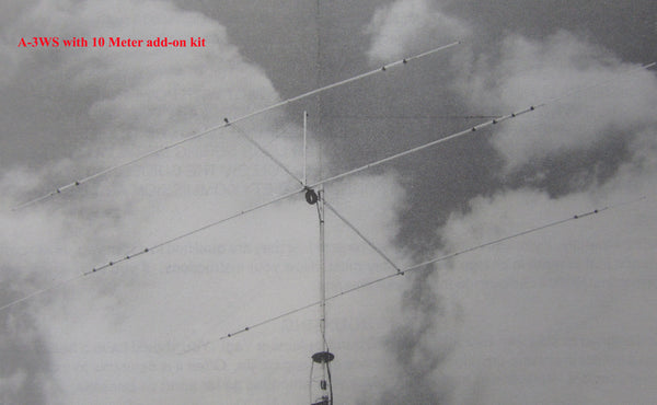 A-103, 30 Meter, 10 MHz, Kit for A-3WS
