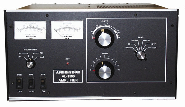 AL-1500XQCE, AMPLIFIER, W/QSK-5, EXPORT, CE
