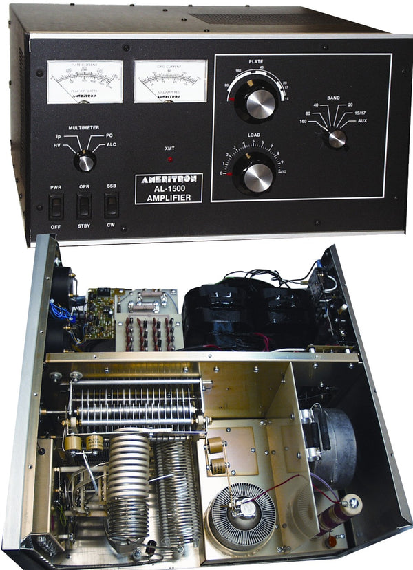 AL-1500FXCE, AMPLIFIER, EXPORT, WITH IMPORTED