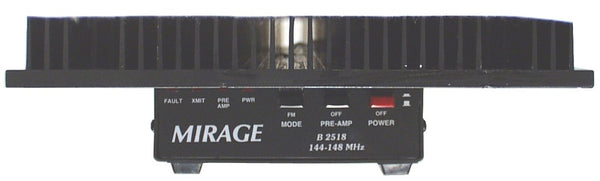 B-2518-R, VHF R.AMP,10-12W IN-120W OUT,145-148 MHz