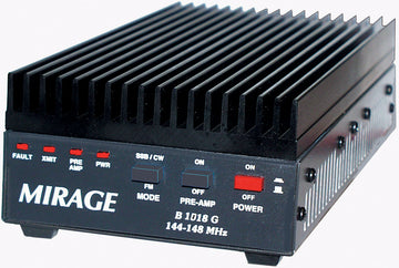 B-1018-G, VHF AMP,10W IN-160W OUT,144-148 MHz